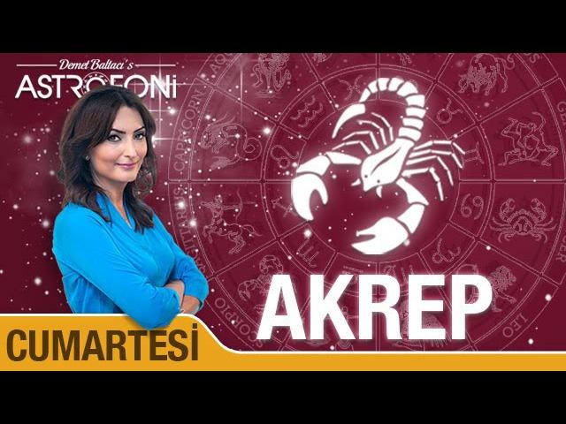 AKREP günlük yorumu 11 Haziran 2016 Cumartesi