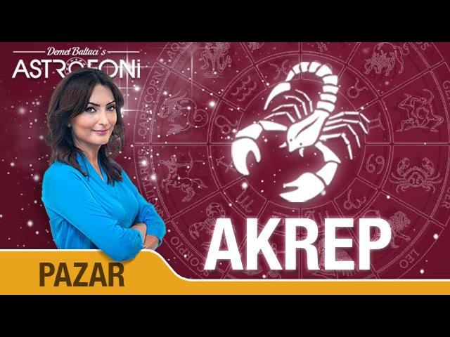 AKREP günlük yorumu 12 Haziran 2016 Pazar