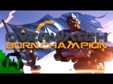 OVERWATCH SONG (BORN CHAMPION) LYRIC VIDEO - DAGames