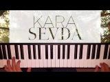 (Piano Tutorial) Kara Sevda- Kokun hala tenimde  dizi muzigi engin piyano