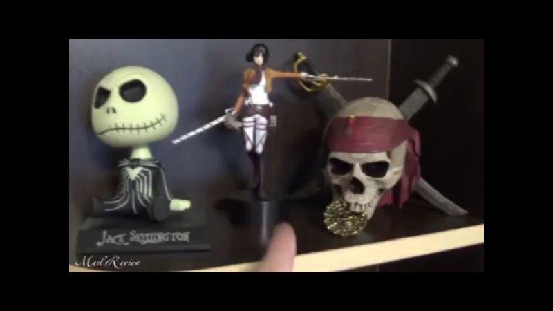Пираты карибского моря - Череп Джек Воробей (Обзор товаров из Китая)
