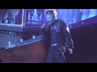 Slipknot - Eyeless, Gdansk Ergo Arena, Poland 2016-01-24 FULL HD