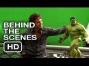 The Avengers - Raw B-Roll 1 (2012) HD