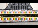 LEGO Pop up Todai ji Daibutsu Buddhism レゴで飛び出る東大寺