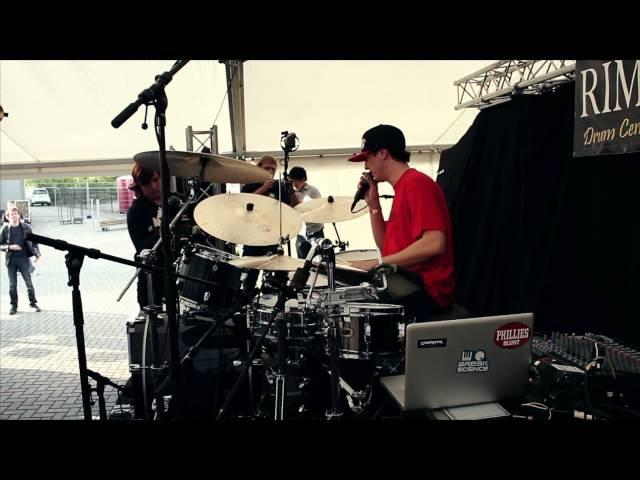Adam Deitch - D-DAY - Drummers Meeting Meppel 2012 2
