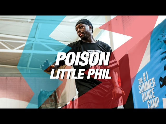Lil Phil | Bell Biv Devoe Poison | WhoGotSkillz Beat Camp 2016