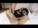 НОВИНКА Двухфазная альгинатная гелевая маска Skin Detox с активированным углем