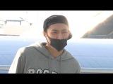 [S영상] 엑소 레이 디오, 수척해진 모습의 출국길 (인천국제공항)
