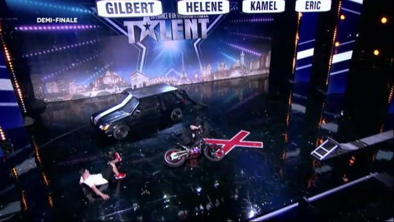 La France a un incroyable talent - Episode 5 - Premiere demi-finale