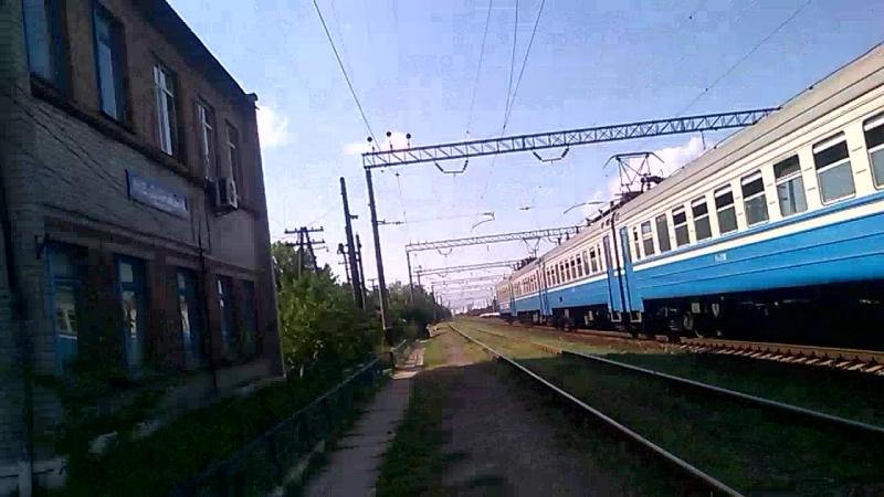 електропоезд ЕР9м 517