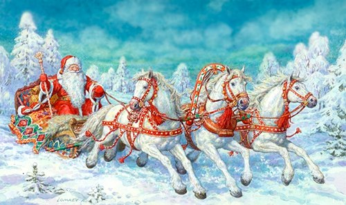 Сегодня, 18 ноября, день рождения отмечает Дед Мороз! На его родине —