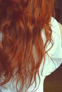 девушки рыженькие со спины-вы2