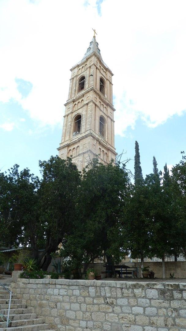 Звонница Спасо-Вознесенского монастыря