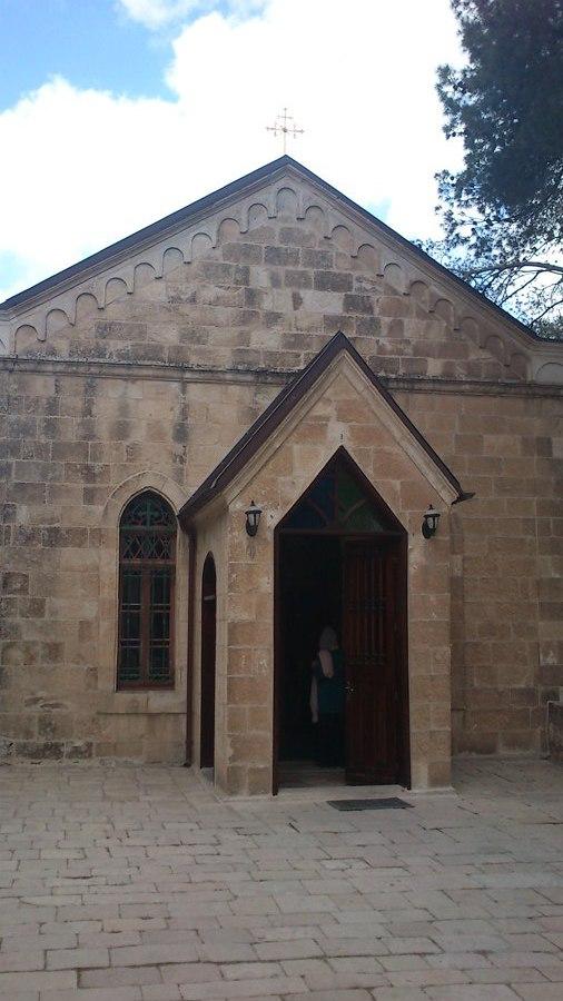 Часовня обретения главы Иоанна Предтечи. Спасо-Вознесенский монастырь