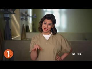 Оранжевый — хит сезона/Orange Is the New Black (2013 - ...) Промо-ролик №8 (сезон 3)
