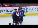 НХЛ Сезон 2016 17 Колорадо Нэшвилл 3 5 Обзор матча