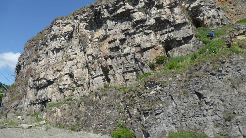 Станционная пещера, Усть-катав