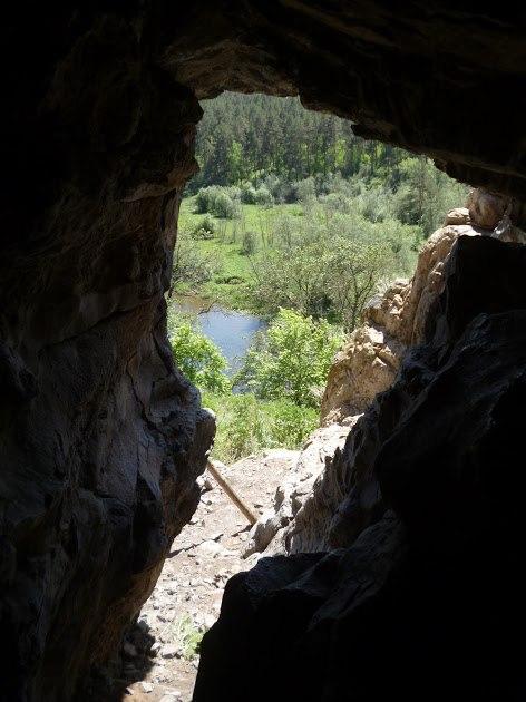 Усть-Катав. Марьин Утес, Хапова пещера