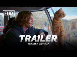 ENG | Трейлер №2: «Уличный кот по кличке Боб / A Street Cat Named Bob» 2016