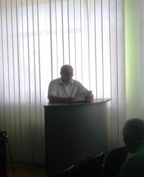 Відбулося засідання Державної надзвичайної протиепізоотичної комісії при Печенізькій РДА