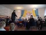 5А. Прибылов Эстрадная миниатюра для баяна с оркестром солист  Владимир Грехов