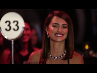 Penélope Cruz Hollywood celebrity launched the brand Sama by DAMAS in Dubai
