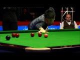 Liang Wenbo 134 v Stuart Bingham SF English Open 2016