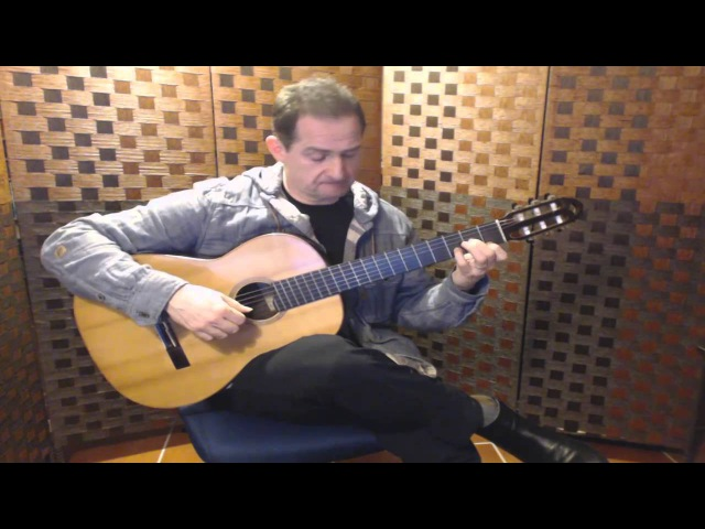 Besame Mucho - Acoustic Guitar cover