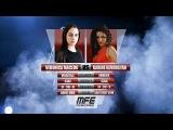 MIX FIGHT EVENTS - KARINE GEVORGYAN vs VERONICA MACEDO