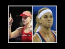 Angelique Kerber vs Dominika Cibulkova 2016 Singapore Finals Red Group HIGHLIGHTS by ACE