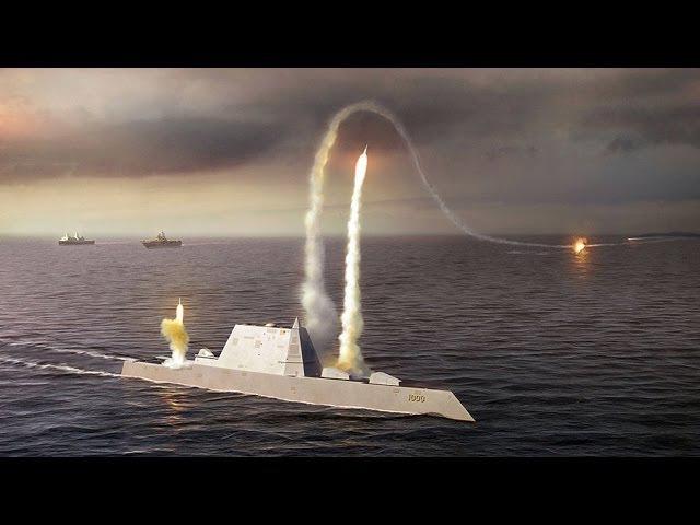 Настоящая мощь американского флота