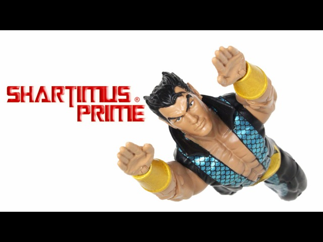 Marvel Legends Namor The Sub-Mariner Walgreens Exclusive Civil War Wave Toy Action Figure Review