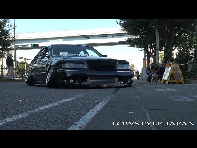 【搬入/Y32 Y33シーマ】2016 StanceNation -slammed car lowcar camber 極低 鬼キャン 車高短 スタンスネーショ12531