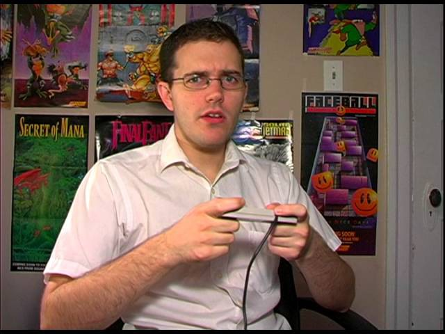 AVGN Dragons Lair (Higher Quality) Episode 37