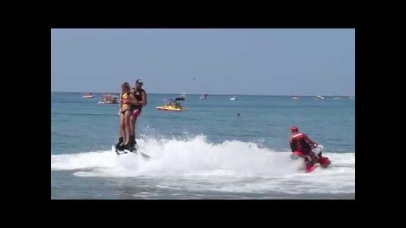 Архипо-Осиповка 2016 август