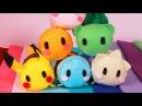 How to Make Pokémon Tsum Tsums
