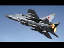 МиГ-31 перехватил американский самолет шпион в небе над Камчаткой