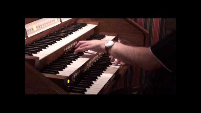 Bach - Herzlich tut mich verlangen BWV 727