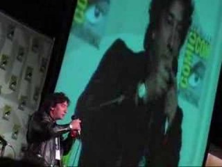 Comic-Con 2007: Neil 'scary trousers' Gaiman, Master of Modern Horror