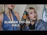 SUMMER TRY-ON CLOTHING HAUL // zaful.com | okaysage