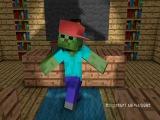 Школа Монстров (Minecraft анимация) - Урок Танцев