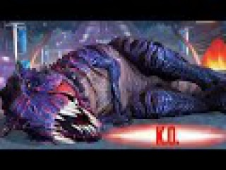 K.O WORLD BOSS T.REX OMEGA 09 New VIP Aquatic Shark - Jurassic World The Game!