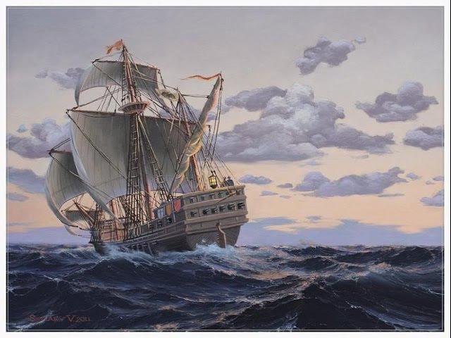 д/ф «Фернан МАГЕЛЛАН. Кругосветное плавание» из цикла «Великие географические открытия» (BBC /Великобритания/, 2006)