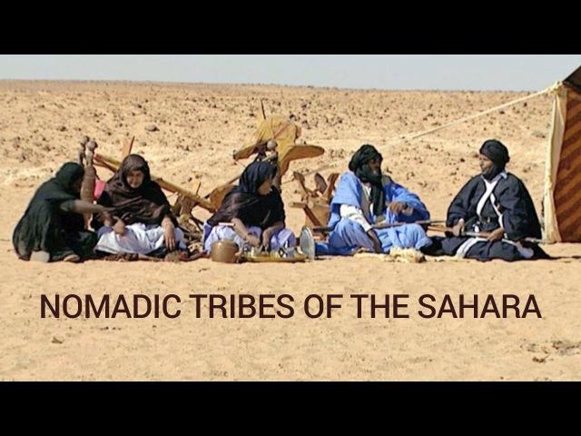 Nomadic Tribes of the Sahara   Full Documentary