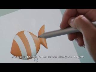 Microsoft New Paint app for Windows 10