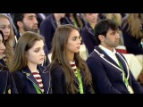 В Кремле Владимир Путин вручил госнаграды призёрам Олимпиады