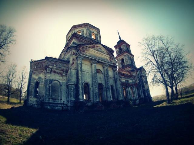 Поездка в Шпилево, Медведково и Сквозново
