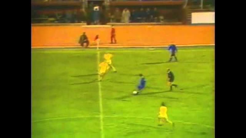 КОК 1990/1991. Дукла Прага - Динамо Киев 2-2 (07.11.1990)