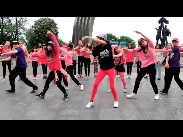 Missy Eliott – WTF, hip-hop, choreography by Julia Washetsya-Kalmikova
