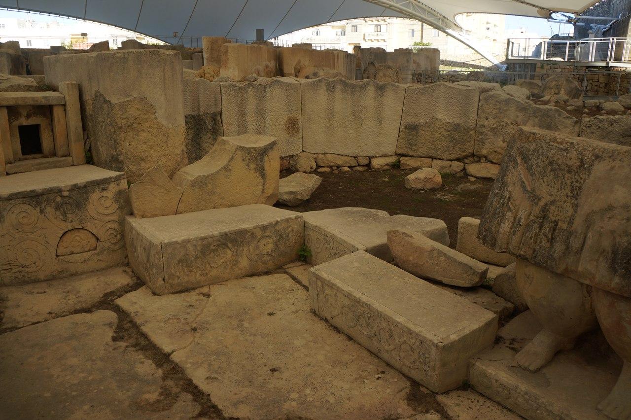 Они старше пирамид. Храмы Таршиен на Мальте